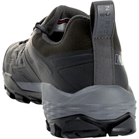Mammut Ducan Low GTX Shoes Dame black-titanium